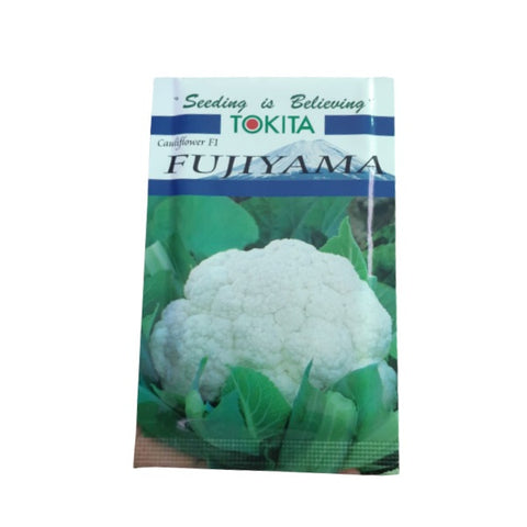 Fujiyama/फुजियामा Cauliflower (Tokita Seeds) - Farmers Stop