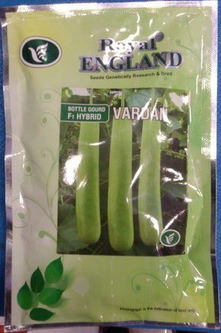 Vardan/वरदान  F1 Hybrid Bottle gourd (Royal England) - Farmers Stop