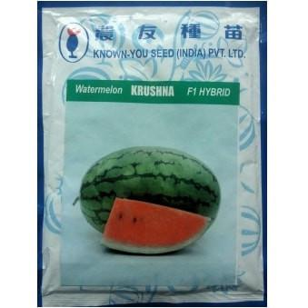 Krushna/कृष्णा Hybrid watermelon (Known You Seeds) - Farmers Stop