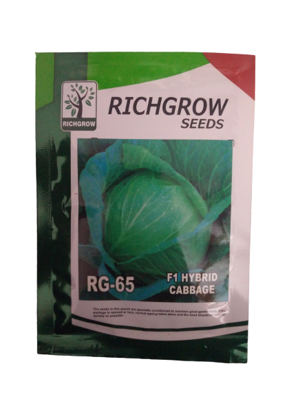 Cabbage Small Pack (RichGrow Seeds)