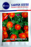 SFR-5 French Marigold (Sarpan Seeds)