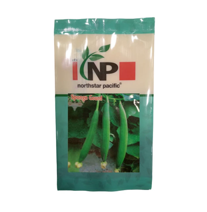 Sponge Gourd F1 Hybrid Small Pack (northstar® Pacific)