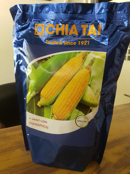 Thanaphon/थानफोन F1 Sweet Corn (CHIA TAI Seeds) - Farmers Stop