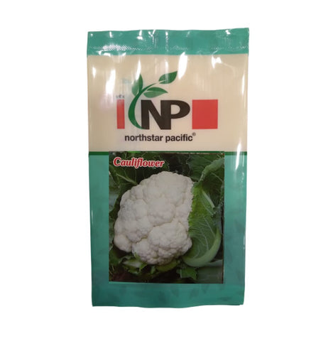 Cauliflower F1 Hybrid  Small Pack (northstar® Pacific)