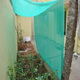 Green Shade Netting/ग्रीन शैड़ नेट (50% & 75%) UV Stabilized - Farmers Stop