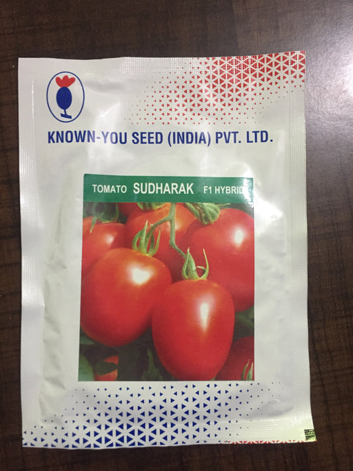 Sudharak/सुधारक Hybrid Tomato (Known You Seeds) - Farmers Stop