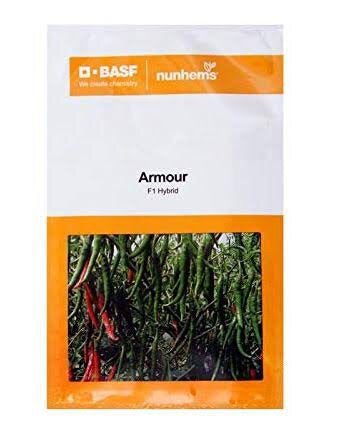 Armour F1 Hybrid Chilli (BASF | Nunhems)