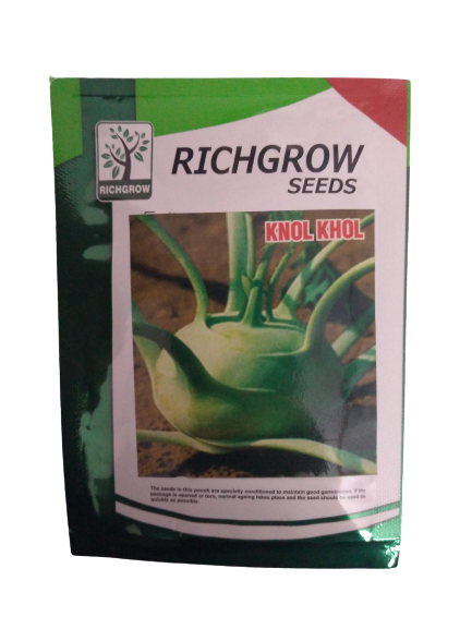 Knol Knol Small Pack (RichGrow Seeds)