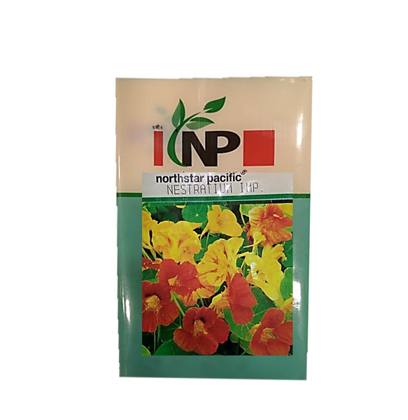 Nasturtium F1 Hybrid Small Pack (northstar® Pacific)