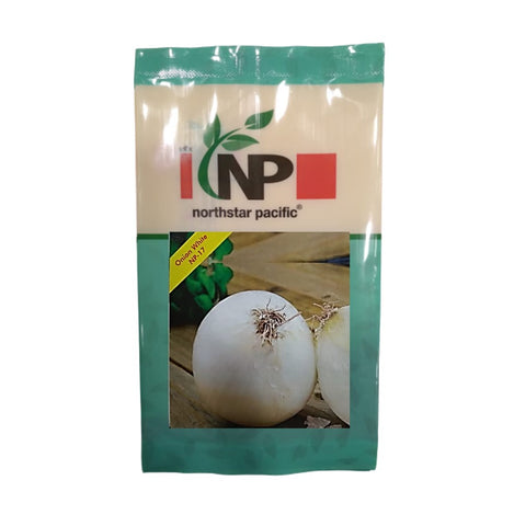 Onion White NP -17 Small Pack (northstar® Pacific)