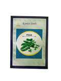Peas/मटर Kitchen Pack (Konico Seeds)