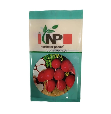 Radish Imported Globe Small Pack (northstar® Pacific)
