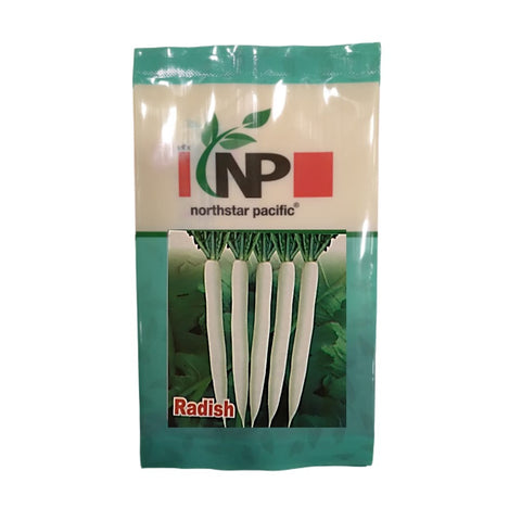 Radish White Small Pack (northstar® Pacific)