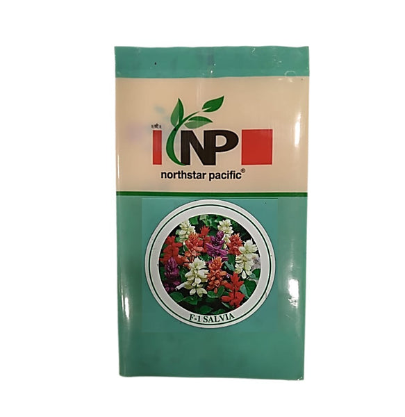 Salvia Mix F1 Hybrid Small Pack (northstar® Pacific)