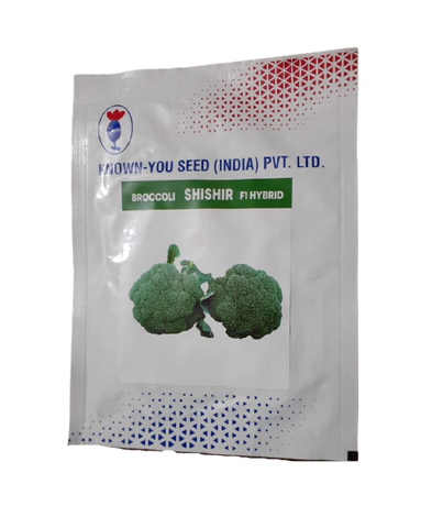 Shishir F1 Hybrid Broccoli (Known You Seeds)