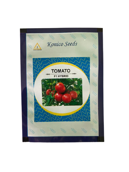 Tomato/टमाटर F1 Hybrid Kitchen Pack (Konico Seeds)