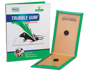 Trubble Gum®- Eco plan Non-Toxic Glue Traps for Rats & Mice (PCI)-Including extra shipping charge