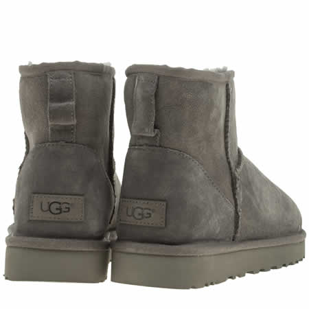 Bottines Classic Mini Grey