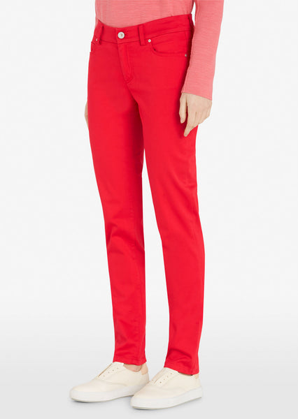 Pantalon Alby rouge