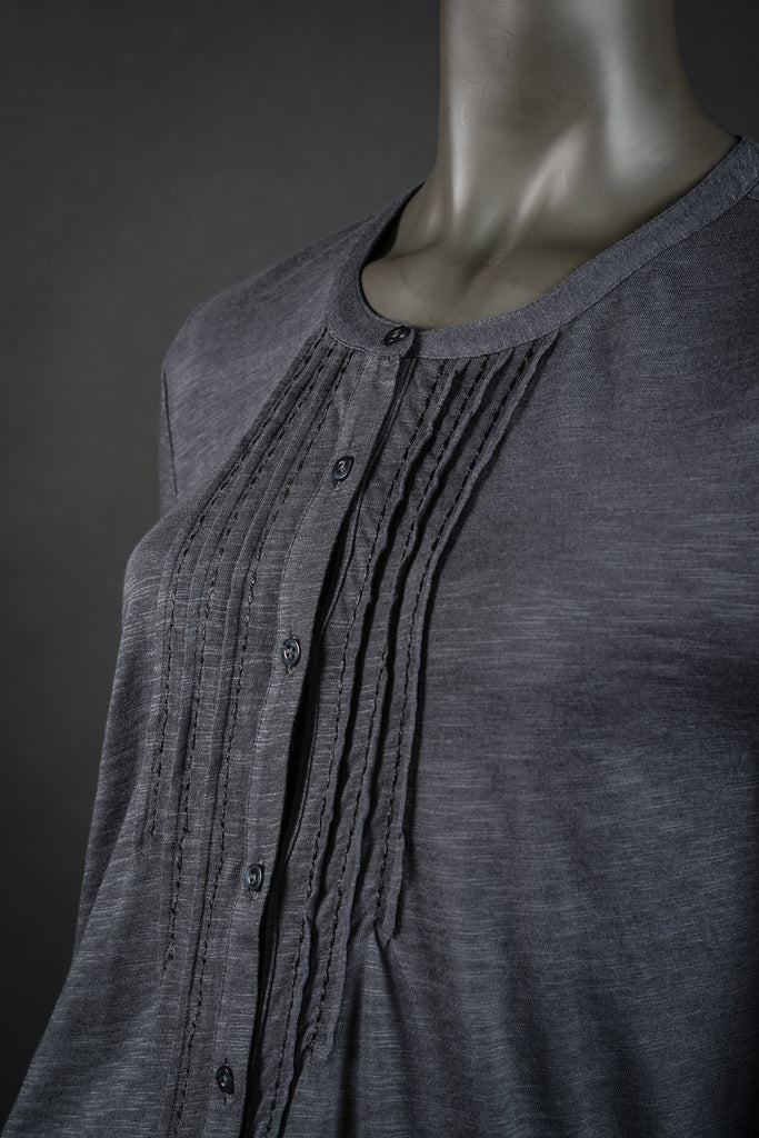 Blouse anthracite