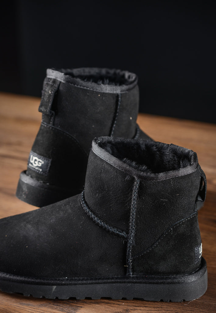 Bottines Classic Mini Noir