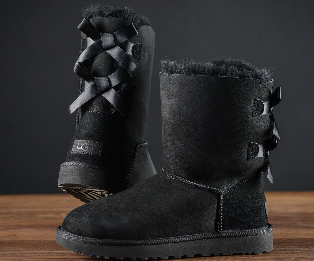 Bottines Bailey Bow Noir
