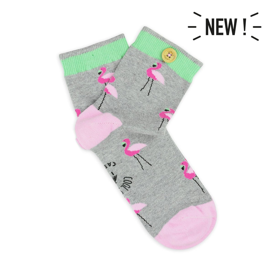 Chaussettes Claudie & Greg
