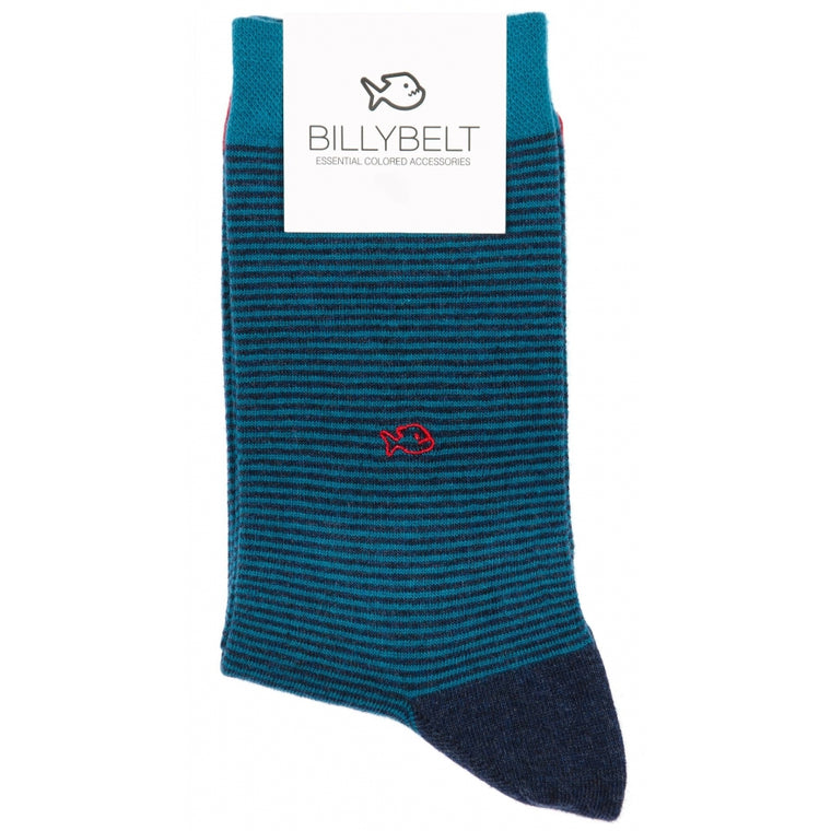 Chaussettes Coton Rayures Billybelt