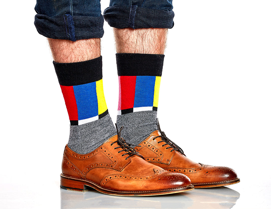 Polished Man - Gyton Grantley Sock