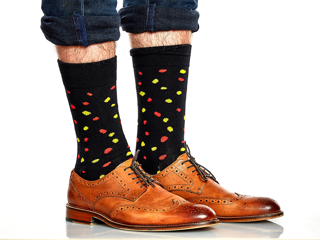 Polished Man - Anthony McDonald-Tipungwuti Sock