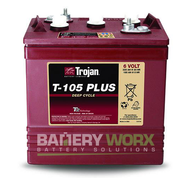 Deep Cycle Batteries for Golf Carts