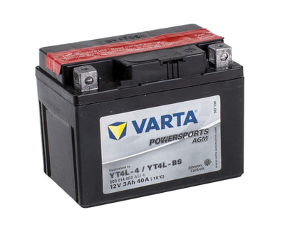 Varta Motorbike batteries