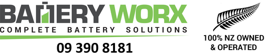 Batteryworx | Best Prices! Battery Specialist & Suppliers New Zealand. | BatteryWorx