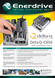 Delta-Q IC650 24v Battery Charger