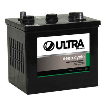 4 x Ultra Deep Cycle Battery 6V 95Ah