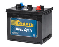 Deep Cycle Battery 12DC 6v 105Ah