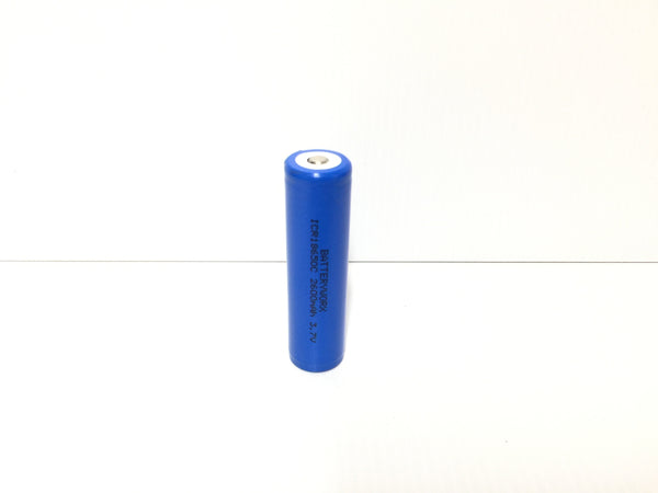 18650 Li-ion cell 2600mAh