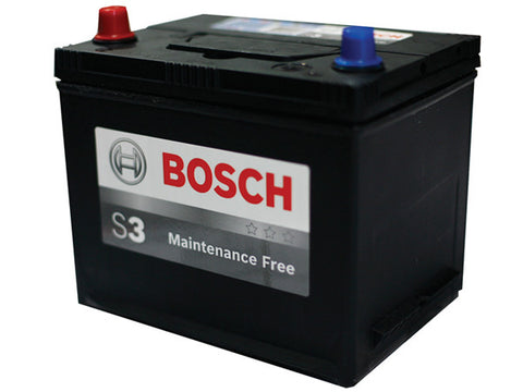 Bosch 57MF car battery 550cca (New Model)