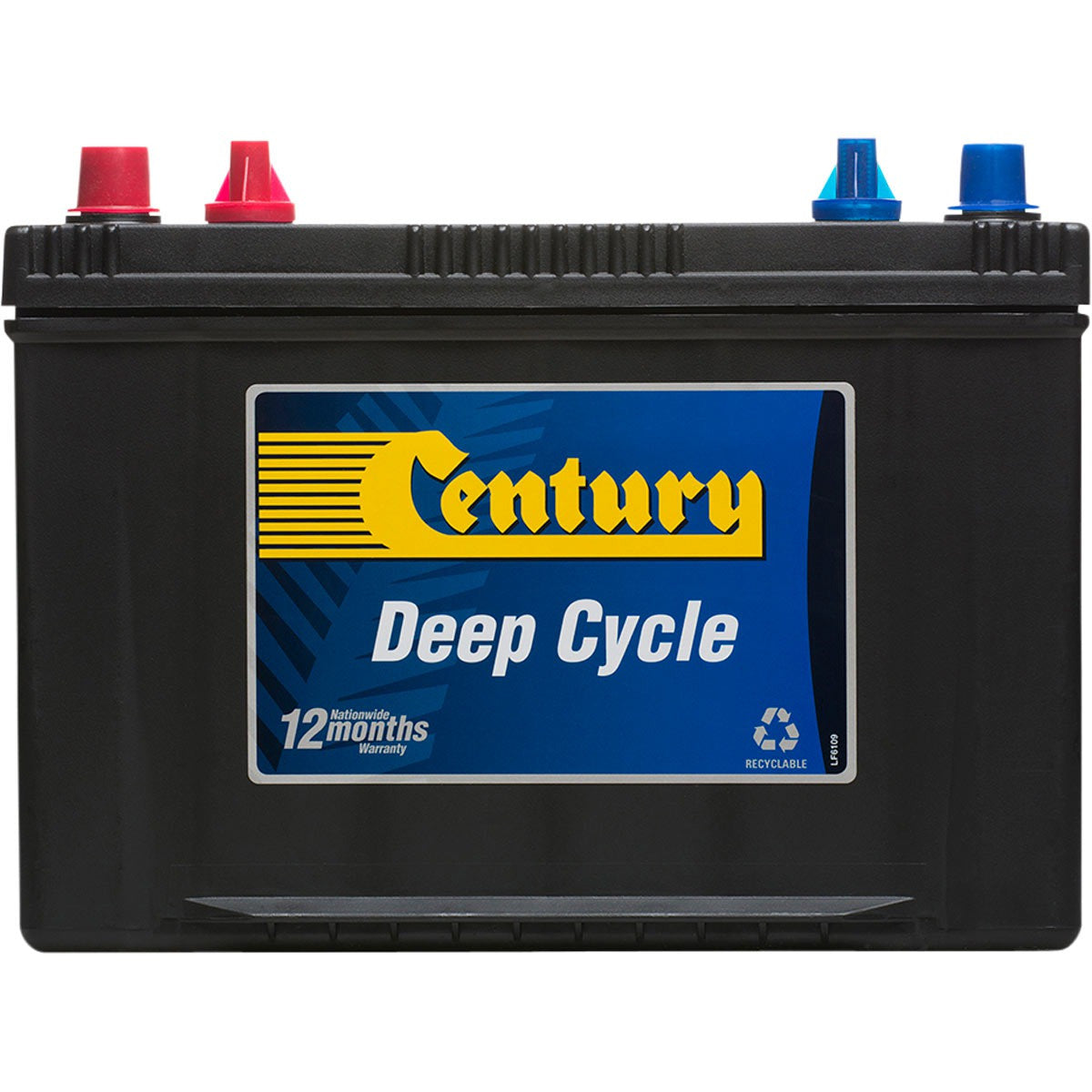 Deep Cycle Battery 30DC 12v 110Ah