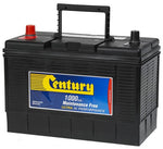 Boat battery, Century 31-1000 commercial battery