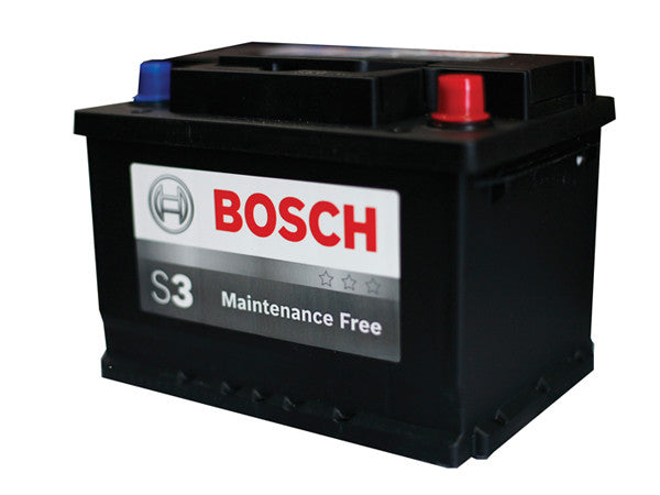 Bosch DIN53L Car battery 500cca