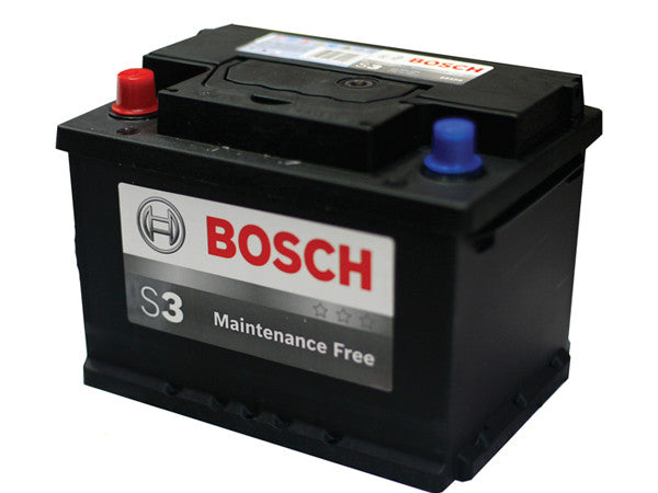 Bosch DIN53 Car battery 500cca