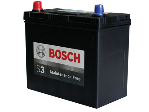 NS60 Bosch Car Battery NS60RS 430cca