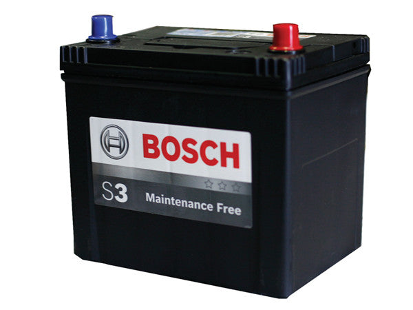 Bosch Car Battery 55D23L 550cca