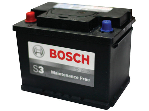 Bosch DIN55 Car battery 580cca