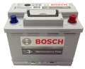 Bosch DIN55L Car battery 580cca