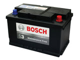 Bosch DIN65L Car battery 540cca