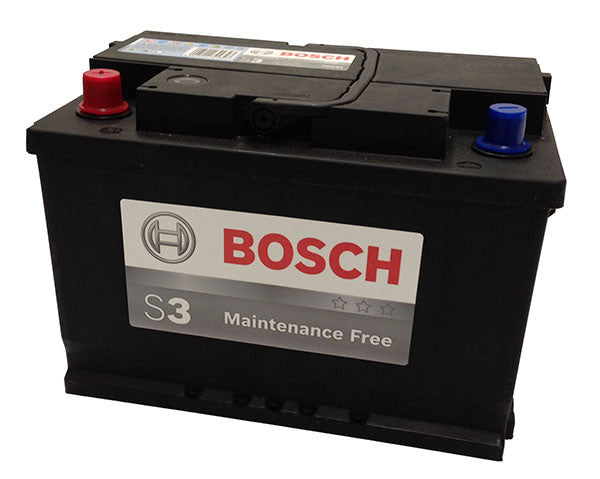 Bosch Car Battery DIN66 580cca