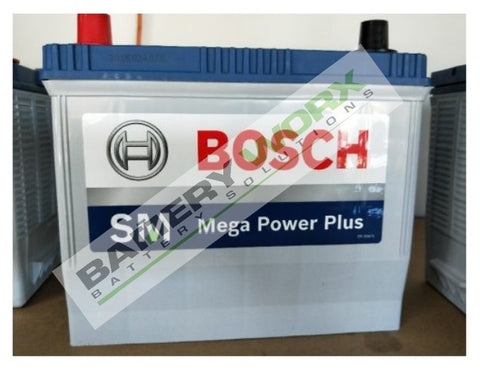Bosch 57MF car battery 610cca
