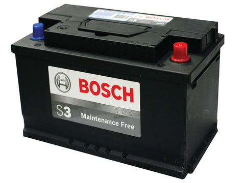 Bosch Performance DIN75 battery 730cca